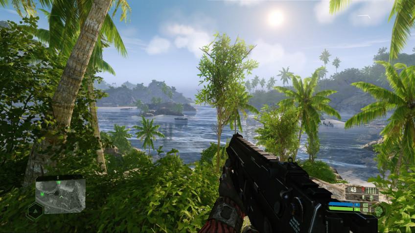 Кадри з ремастера Crysis / microsoft.com