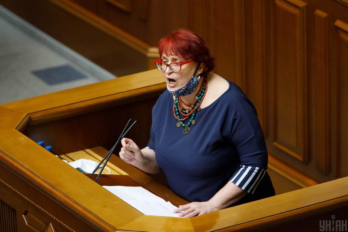 Разумков додав, що Третьякова вже неодноразово вибачалася за свої слова / Фото УНІАН