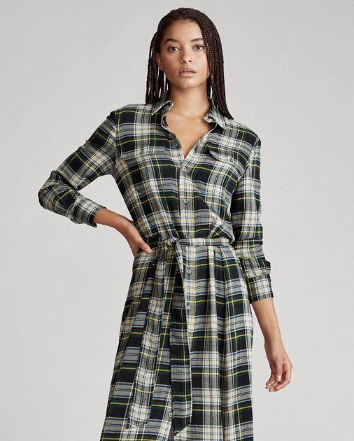 Платье, как рубаха / фото pinterest.com