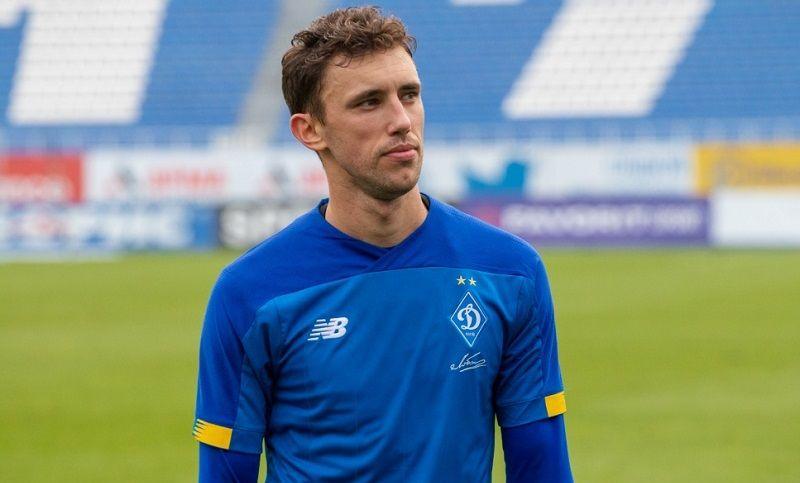 Пиварич долго не играл из-за травмы / фото Динамо Киев
