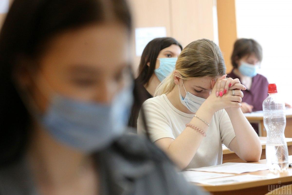 ВНО 2021 - как принять участие в тестировании, предметы / фото УНИАН