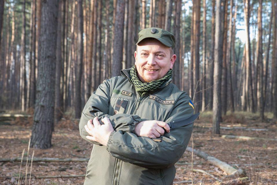 Андрій Кобзар називає взяття Слов'янська «оперативним маневром»