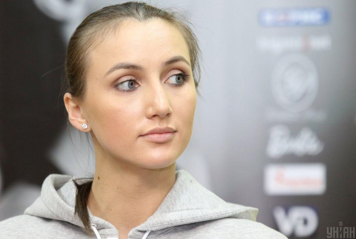 Ганна Різатдінова / фото УНІАН