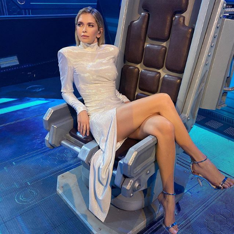 Брежнєва порадувала новим кадром / фото instagram.com/ververa