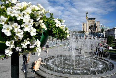 В Киеве сегодня температура до +23°, без осадков