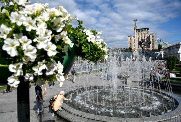 В Киеве завтра без осадков, температура до +19°