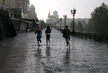 Украинцев предупредили о резком ухудшении погоды: ожидаются сильные ливни