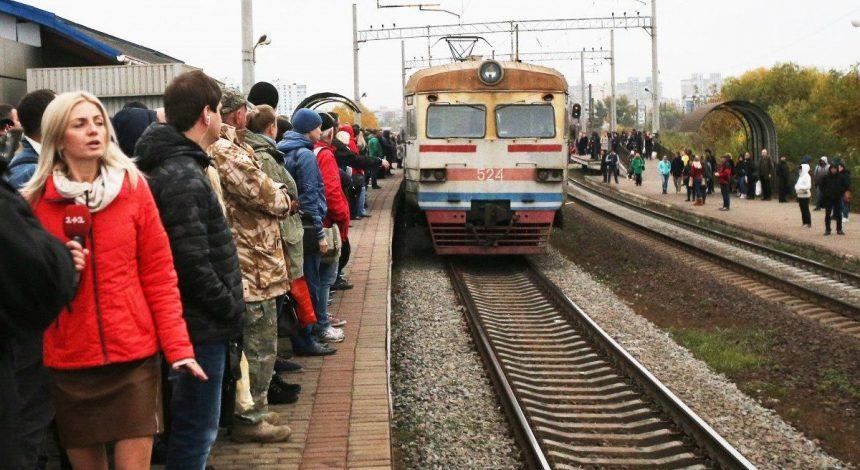 Стало известно, когда и по какому маршруту заработает городская электричка в Киеве