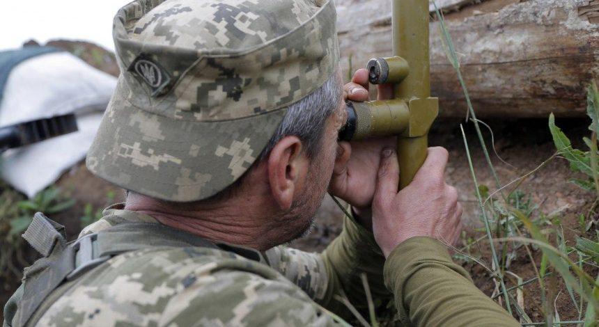 Бойовики двічі відкривали вогонь по позиціях ЗСУ неподалік Авдіївки – штаб