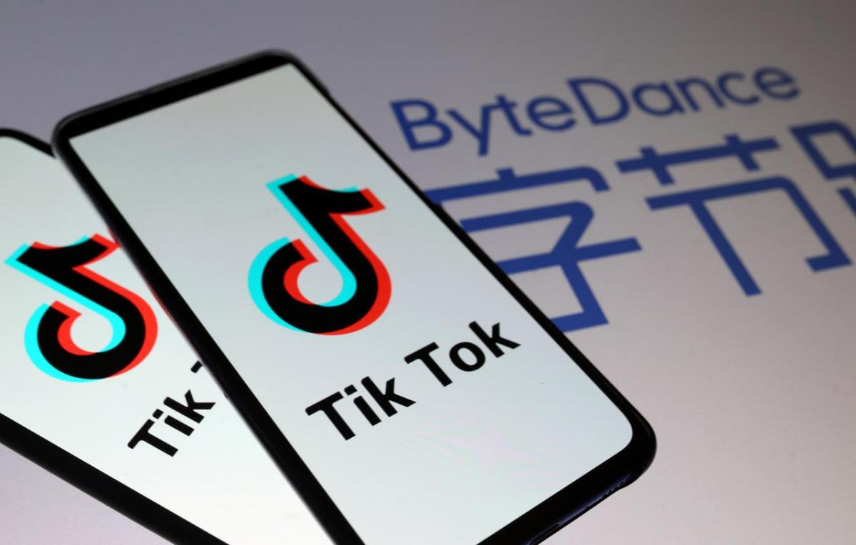 Для продажи бизнеса TikTok вСШАможет потребоваться разрешение Пекина / Иллюстрация REUTERS