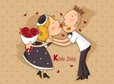 З Днем поцілунку / фото forumsmile.ru