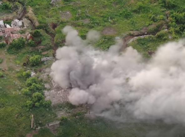 4 боевиков были уничтожены, еще 3 - ранены / скриншот