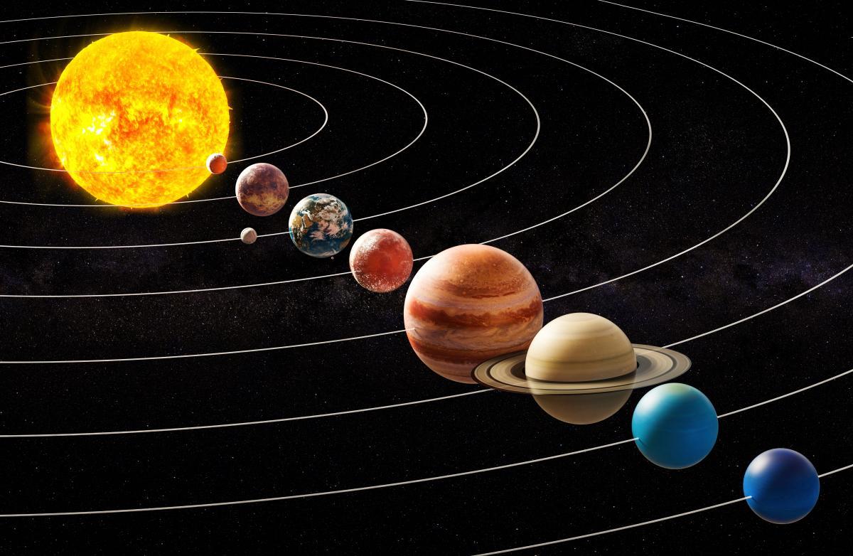 Парад планет пройдет 4 июля / фото ua.depositphotos.com
