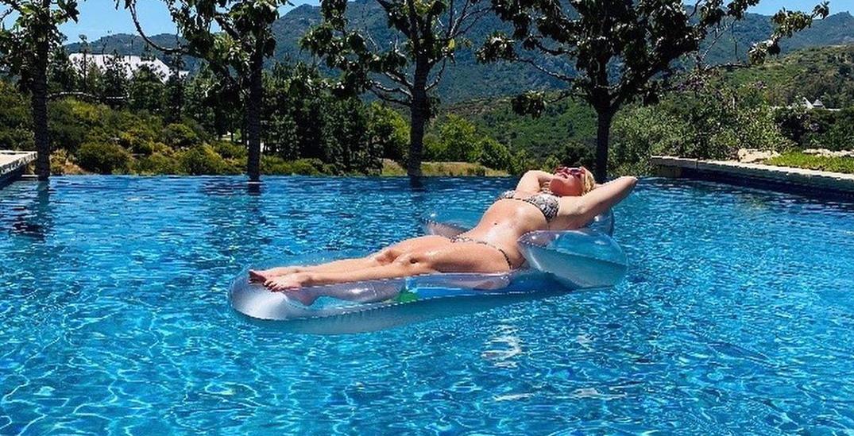 Спирс станцевала / фото instagram.com/britneyspears