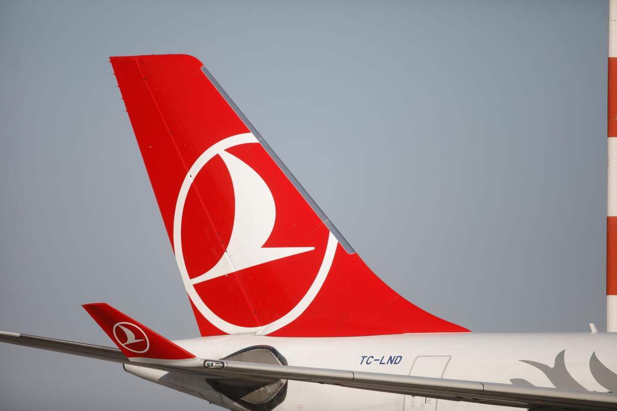 Turkish Airlines возобновила полеты в Украину / фото ua.depositphotos.com