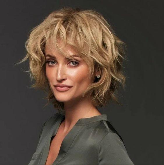 Короткие волосы / фото pinterest.com