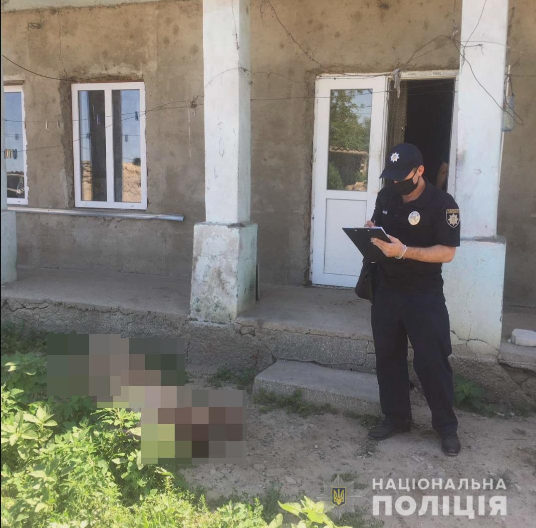 Потерпевший скончался от травматического шока / фото Нацполиция Одесской области