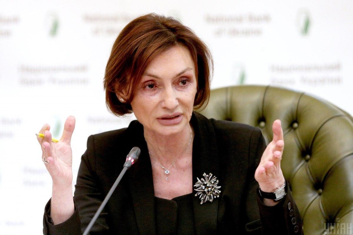 Рожкова буде виконувати обов'язки до призначення нового голови НБУ / фото УНІАН