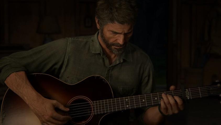 Джоэл Миллер - главный герой первой части/ скриншот
