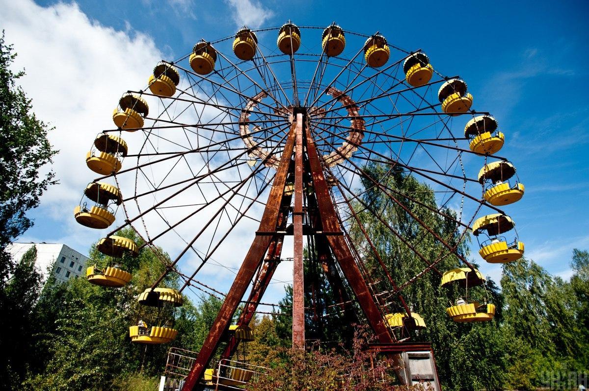 Авария на Чернобыльской АЭС произошла в 1986 году / фото УНИАН