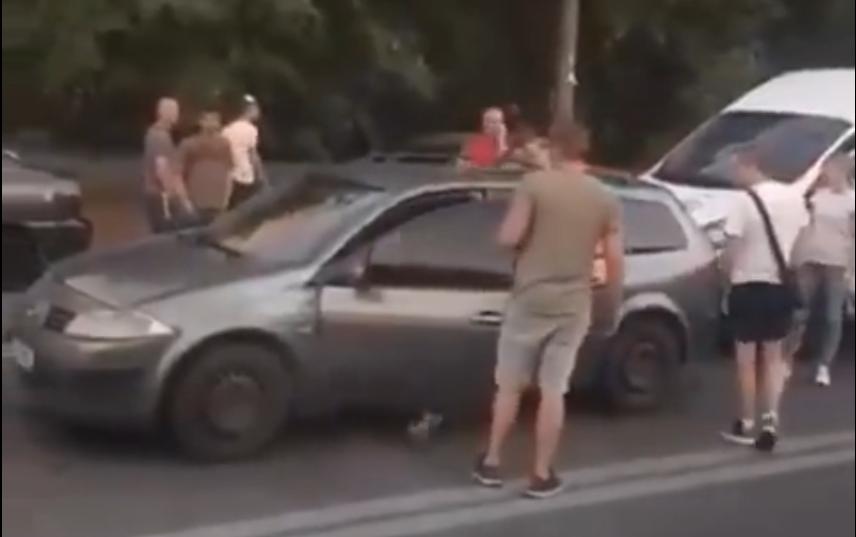 Спроба втечі виявилася невдалою / скріншот відео