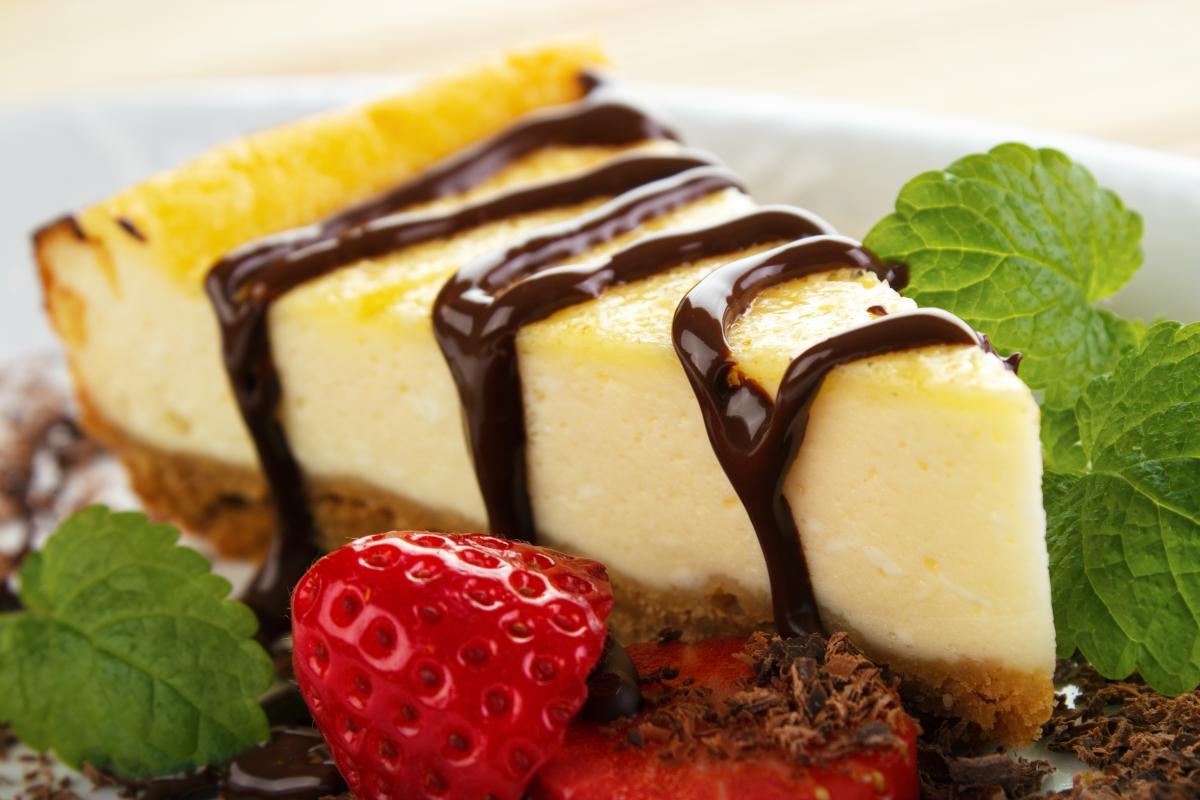 Вкуснейший чизкейк без выпечки - рецепт / фото ua.depositphotos.com