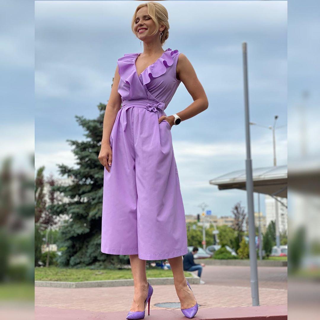 """Модный """"лук"""" / фото instagram.com/liliia.rebrik"""