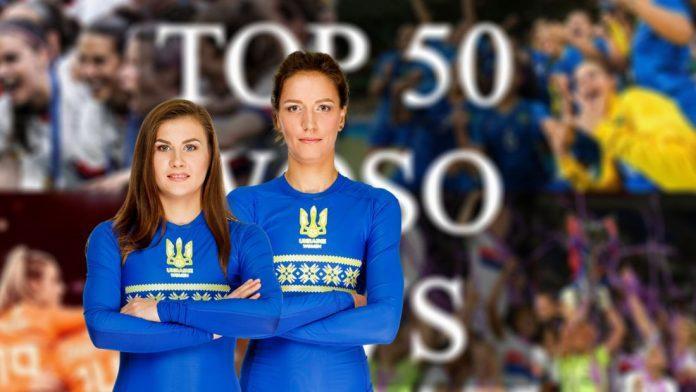 Украинки заняли седьмое и восьмое места / womensfootball.com.ua