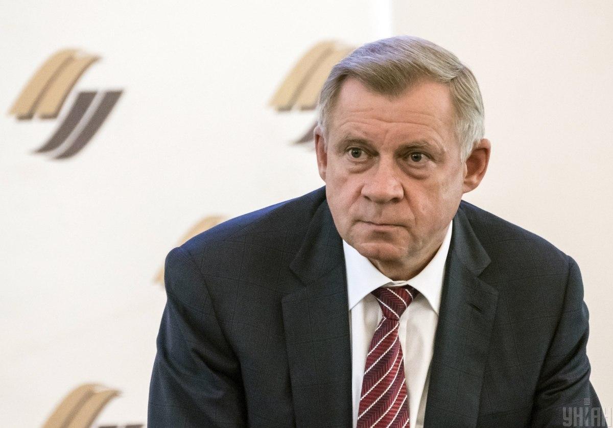 На прошлой неделе председатель НБУ Яков Смолий ушел в отставку / фото УНИАН