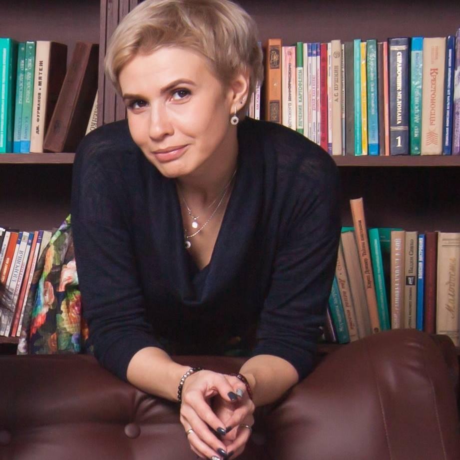 Мария Фабричевапропагандирует психологическую гигиену /фотоМария Фабричева