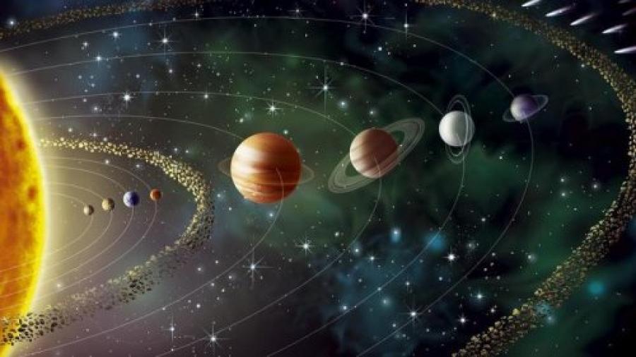 4июля произойдет большой парад планет / slovofraza