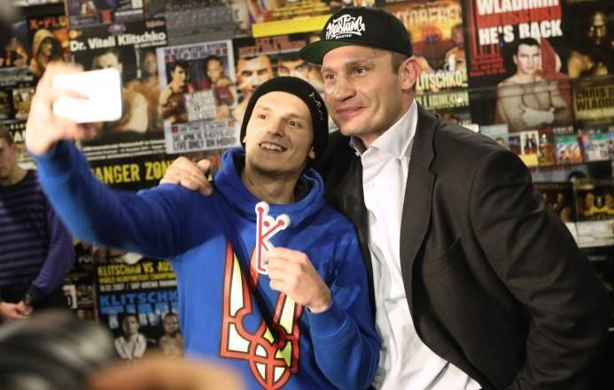 Руфер заявил, что Кличко пытался сбросить его с моста / УНИАН