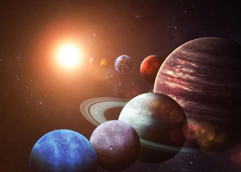 Парад планет в июле 2020 года / фото Shutterstock