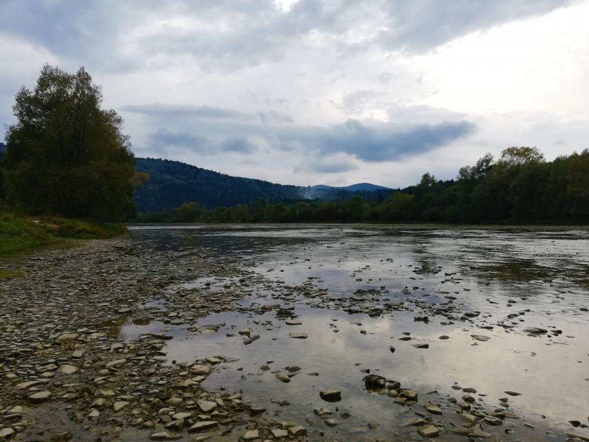 В Украине насчитывается 23 тысячи рек / фото Марина Григоренко