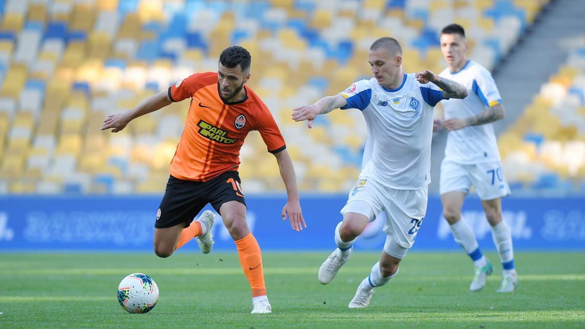 Динамо и Шахтер встречались уже пять раз в текущем сезоне / фото ФК Шахтер