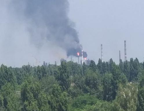 Через аварію у Горішніх Плавнях на станції КременчуцькогоНПЗ впала напруга / Vitaliy Matyushenko