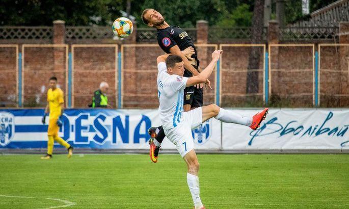 Десна веде боротьбу за медалі / фото upl.ua