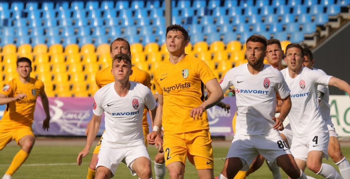 Заря могла обойти Динамо в случае победы/ фото fco.com.ua