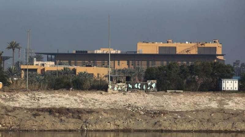 Удар отразили американские противоракетные установки / фото english.alarabiya.net