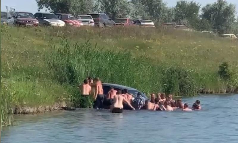 В результате происшествия никто не пострадал / фото dp.informator.ua