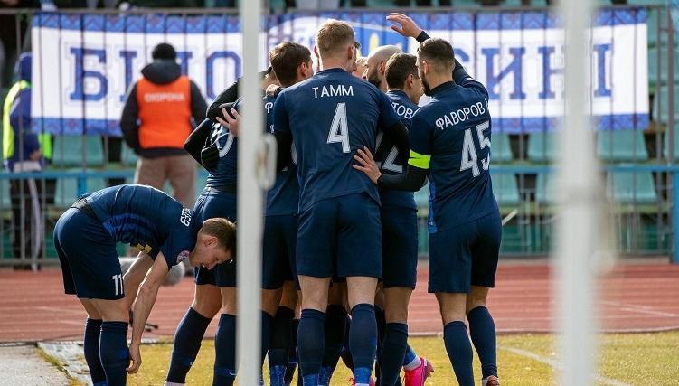 Десна обошла Динамо по дополнительным показателям / фото facebook.com/desnafc