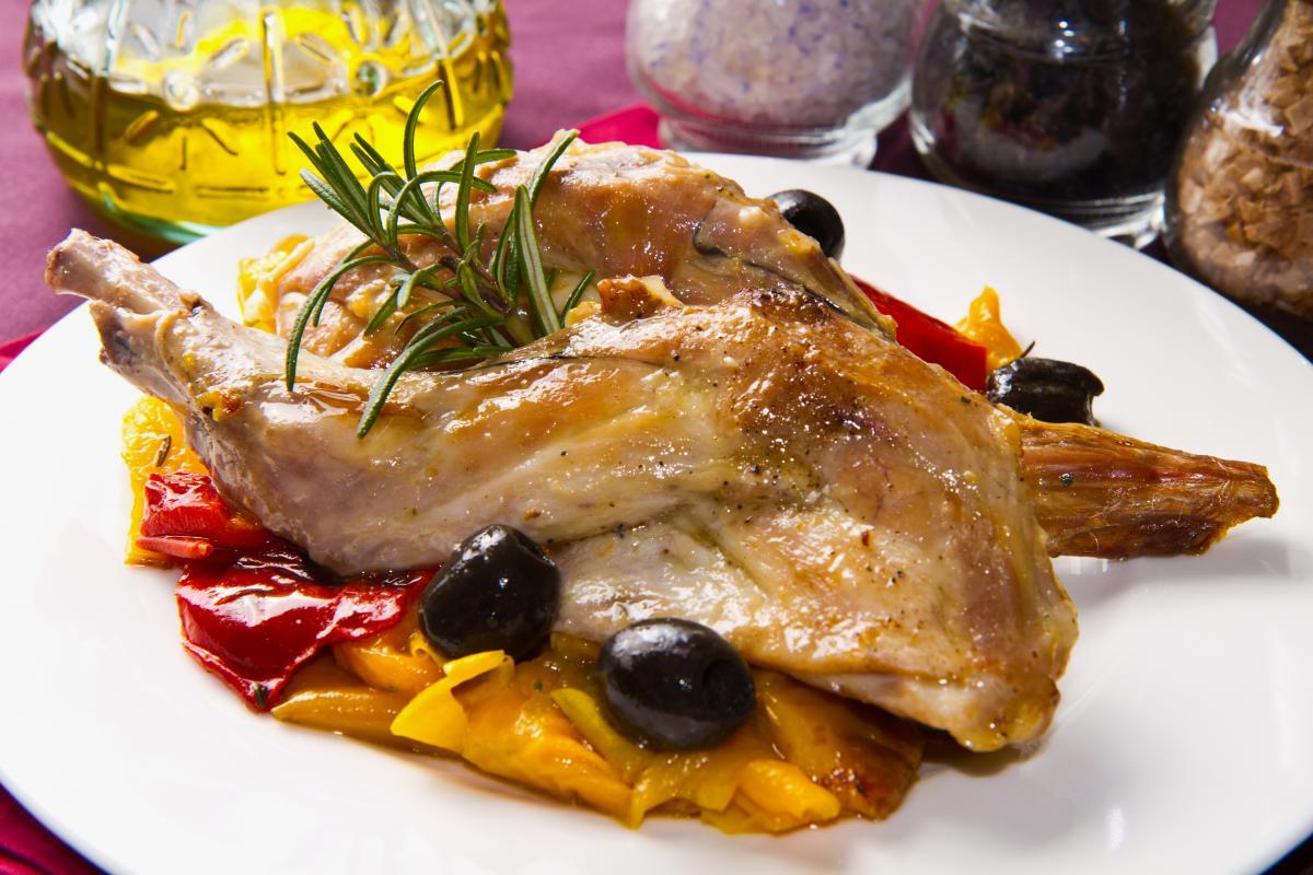 Блюда из кролика - рецепт / фото ua.depositphotos.com