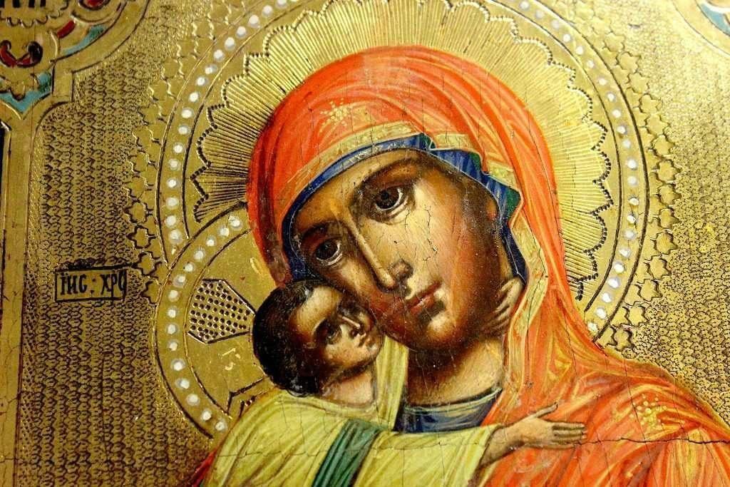 Владимирская икона Божьей Матери - история и о чем молиться / фото molva33.ru