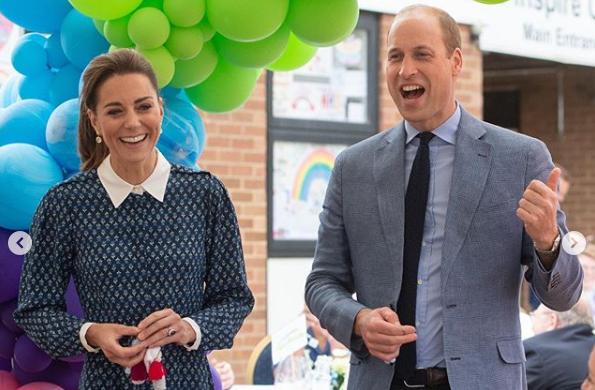 Герцоги Кембриджские посетили больницукоролевы Елизаветы в Кингс-Линн / instagram.com/theroyalfamily