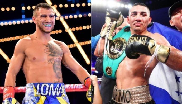 Боксери поставлять на кін всі свої титули / колаж boxingscene.com