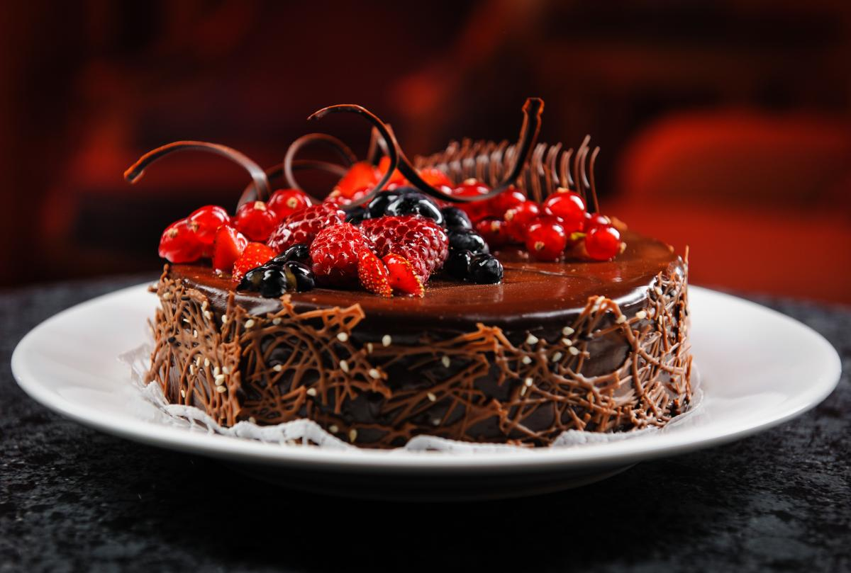 Глазур для торта - рецепт / фото ua.depositphotos.com