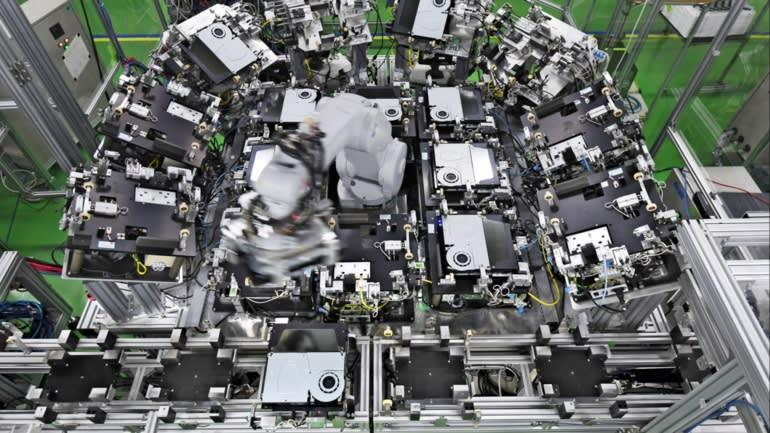 На фабрике будут собирать и PS5 / nikkei.com