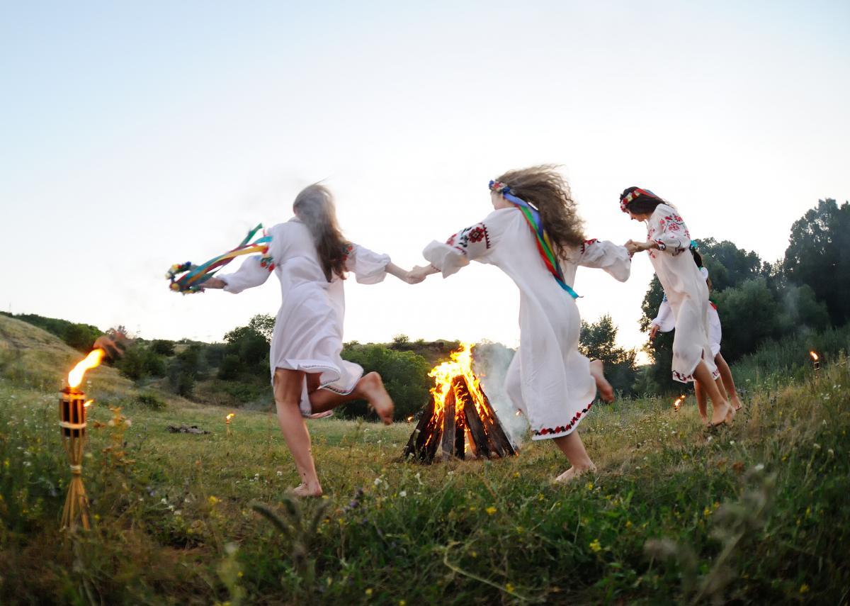 Ритуалы на Ивана Купала / фото ua.depositphotos.com