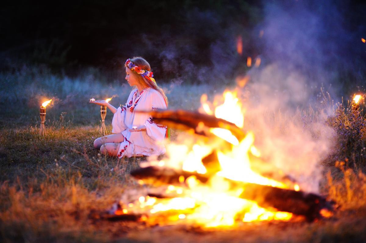 Традиции Ивана Купала / фото ua.depositphotos.com