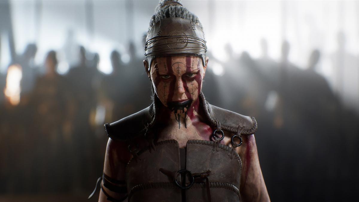 Senua's Saga: Hellblade II выйдет в 2021 году / скриншот